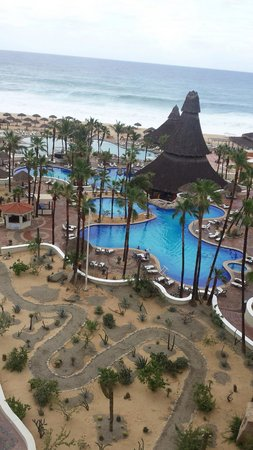Sandos Finisterra Los Cabos : View from 7th floor