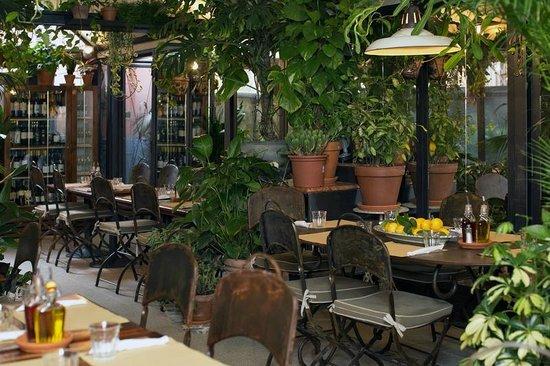 Giardino D Inverno Ristorante Milano : Giardino d inverno foto di giugno goldoni milano