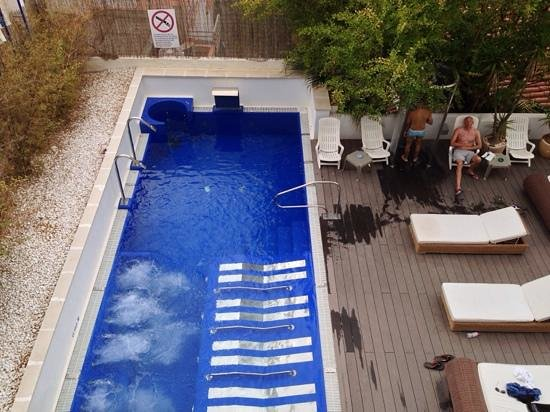 Hotel Platjador: relaxing spa pool