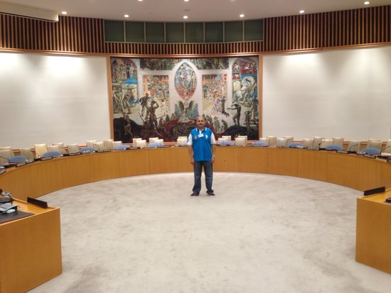 United Nations Headquarters: security council