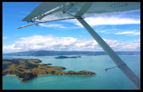 Auckland Seaplanes Ltd: Gulf Island Scenic
