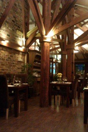 Middletons York: hotel restaurant