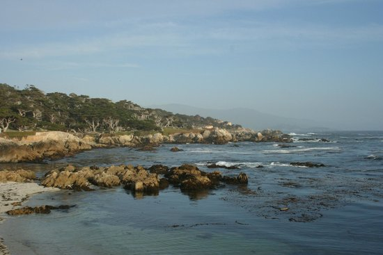 17-Mile Drive : 17 MD Monterey