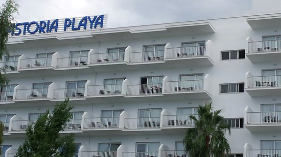 Hotel Astoria Playa Only Adults: The hotel