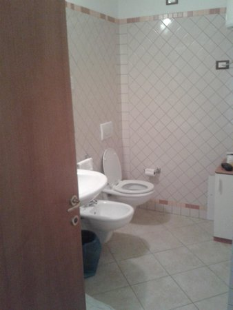 Suitehotel Residence Kaly : Bagno