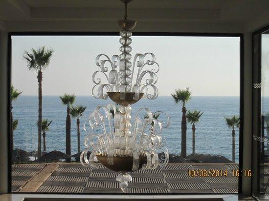 Atlantica Golden Beach Hotel: inside hotel