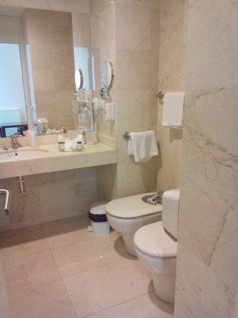 Balneario de Elgorriaga: baño
