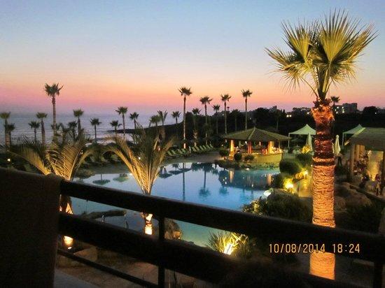 Atlantica Golden Beach Hotel: view from balcony