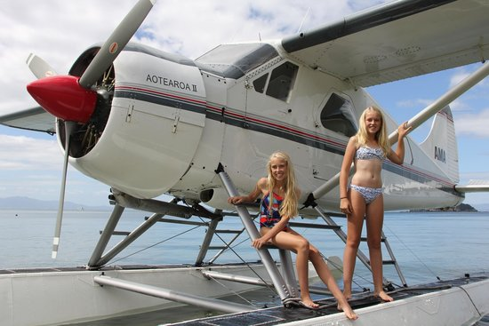 Auckland Seaplanes Ltd: Mike Randolph Photography