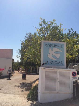 La Paloma entree