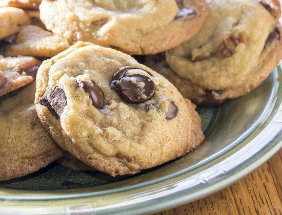 Foxfield Inn: Chocolate Chip Cookies