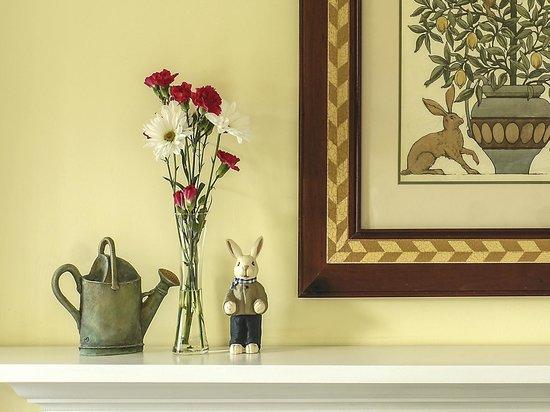 Foxfield Inn: Garden Room