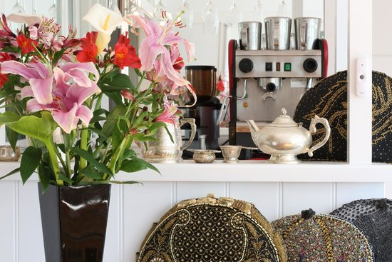 Holmwood Guesthouse: We'll spoil you with our coffee