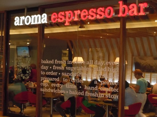 At Aroma always busy at aroma picture of aroma espresso bar toronto