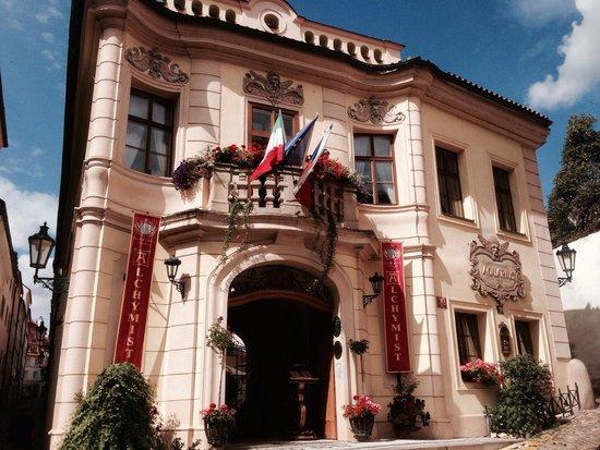 Alchymist Grand Hotel & Spa: Hotel