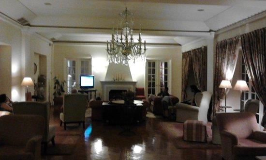 O Hotel Astoria: Living room