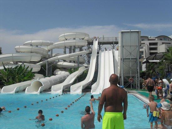 Hotel Riu Kaya Palazzo: Slides
