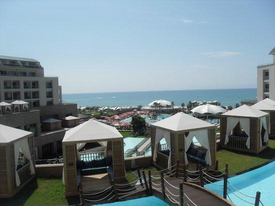 Hotel Riu Kaya Palazzo : View from room