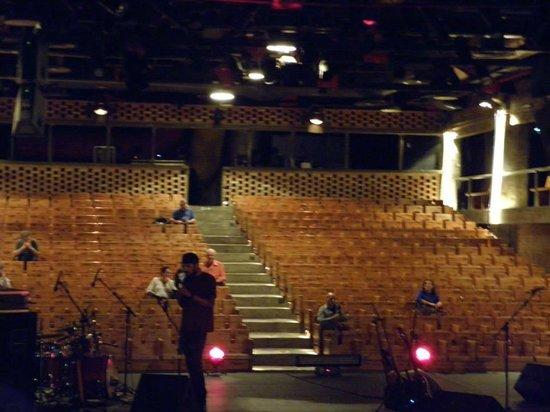 SESC Pompeia : Teatro