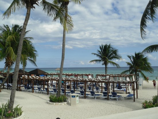 Azul Beach Resort The Fives Playa Del Carmen: Paradise