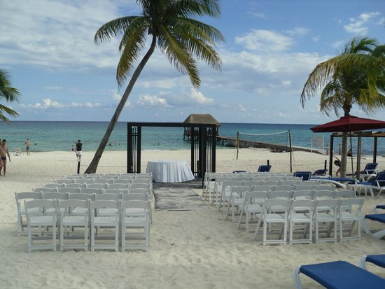 Azul Beach Hotel Wedding The Best Beaches In World