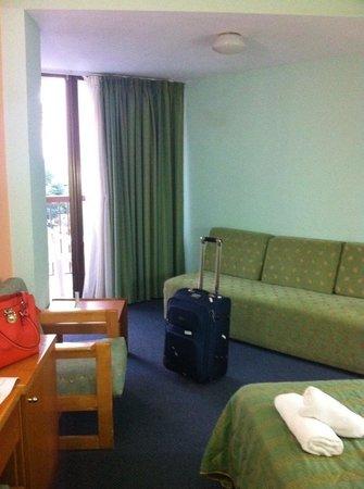 Avlida Hotel: Номер