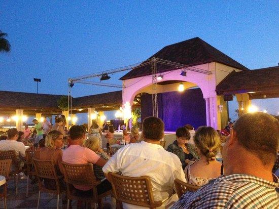 Hotel Pueblo Camino Real: Spectacle du soir