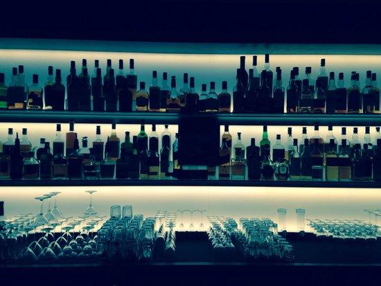 Hotel-Restaurant Kunz: The Whisky bar