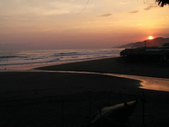 SABAS Beach Resort: View from Ranchito