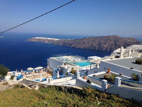 Megalochori, Yunanistan: Imerovigli