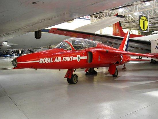Royal Air Force Museum Cosford: Hangar