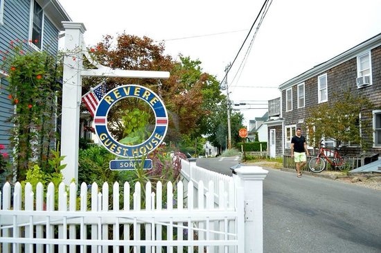Revere Guest House: Our favorite B&B!
