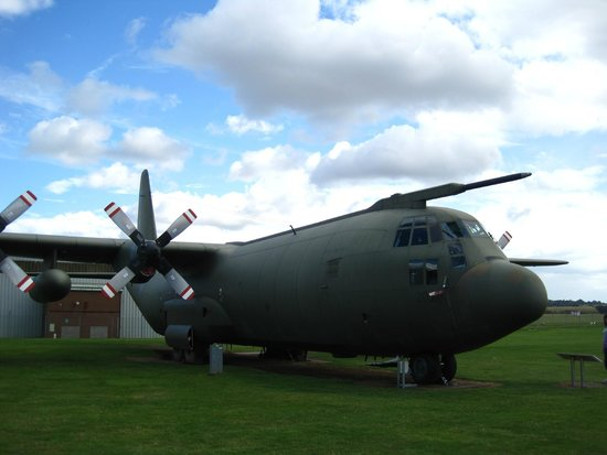 Royal Air Force Museum, Cosford: .