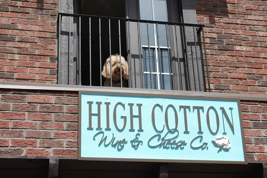 High Cotton Wine and Cheese Co.
