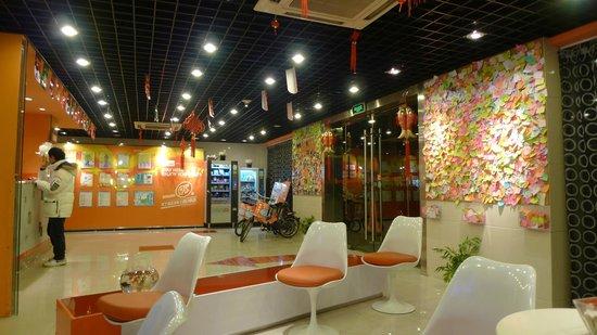 Pod Inn (Hangzhou Xihu): Tiny but tidy room