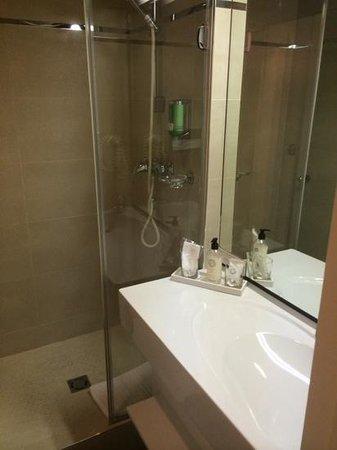Best Western Plus Hotel Moderne : salle de bain