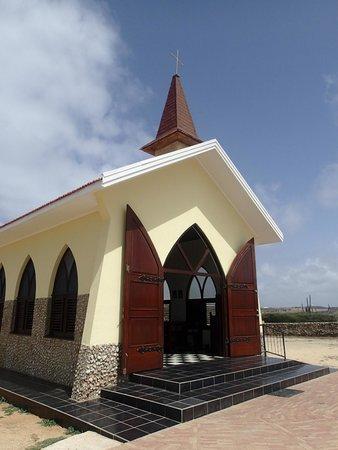Alto Vista Chapel: The chapel!