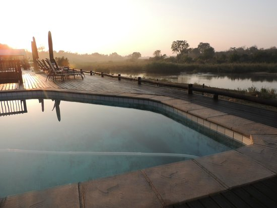 Sabie River Bush Lodge: Relax
