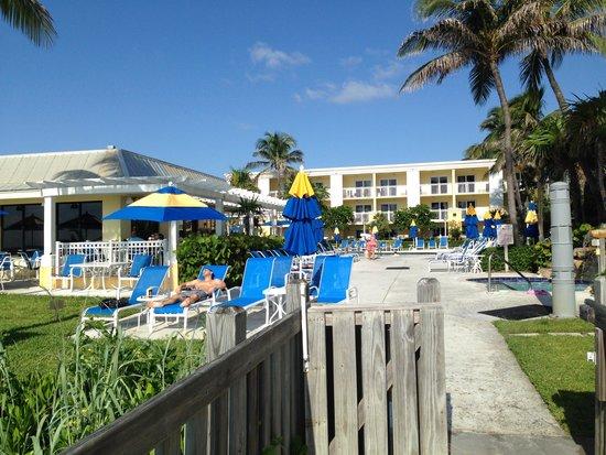 Delray Sands Resort on Highland Beach: Staycation