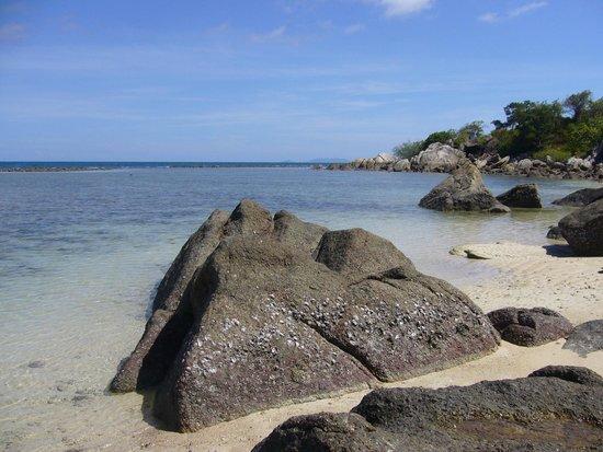 Haad Yao Beach: Noordelijkste punt