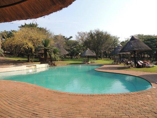 Pestana Kruger Lodge : Piscina