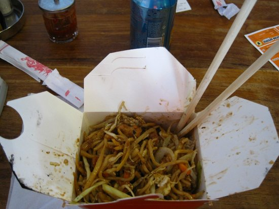 Chinese Food Delivery Vilnius