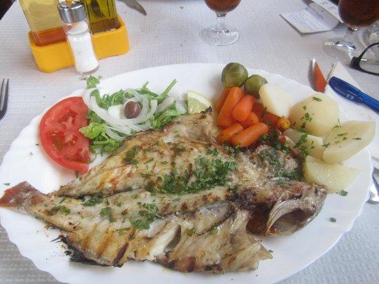 Restaurant Adega Lusitania: Goraz