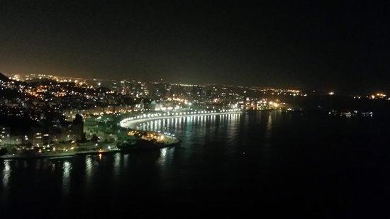 Morro da Urca: Vista noturna  2
