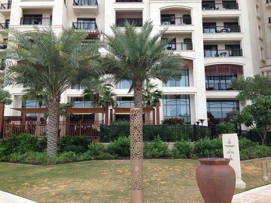 The St. Regis Saadiyat Island Resort: Отель