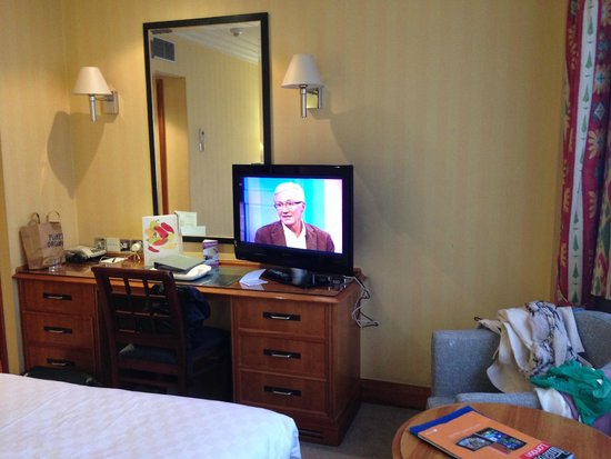 Thistle City Barbican, Shoreditch: room