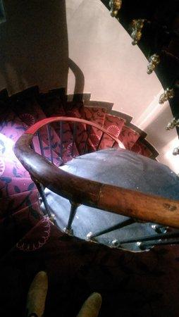 Grand Hotel Nouvel Opera: Das gruselige Treppenhaus