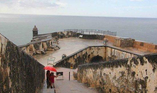 Castillo de San Cristobal: castle