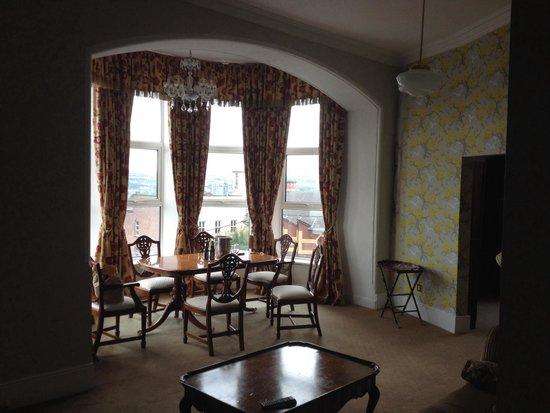Ambassador Hotel & Health Club Cork: Room 108 ... The bridal suite