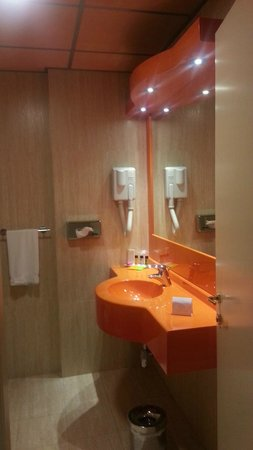 Hotel Galilei: bagno